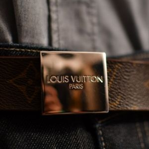 Vuitton LV Ceinture  Belt